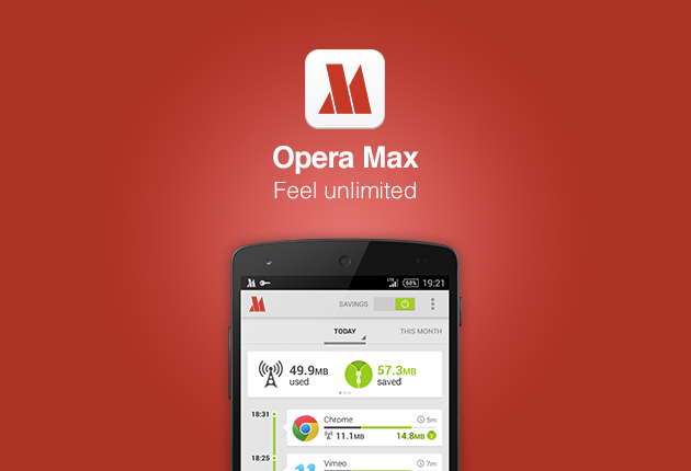 opera max red