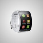 Opera Mini browser on Samsung Gear S