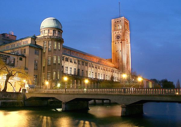Geek Travel Destinations: Munich
