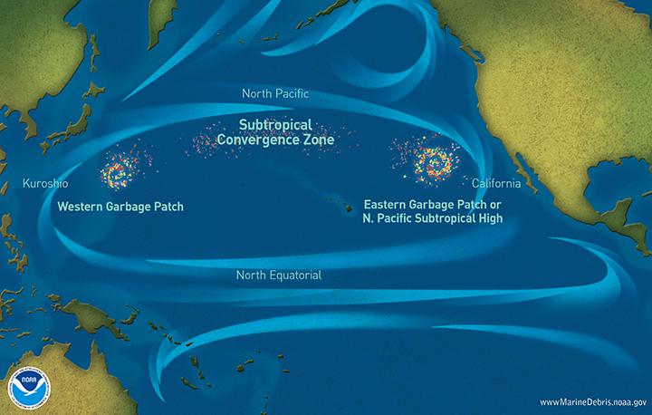 Photo credit to NOAA Marine Debris Program