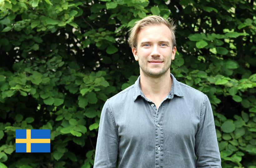 michael-sweden