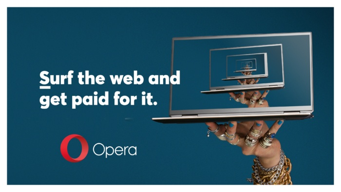 Opera is looking for a person to become their personal browser