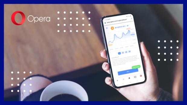 Opera Browser Web 3.0