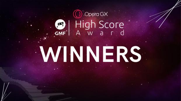 Opera GX contest winners