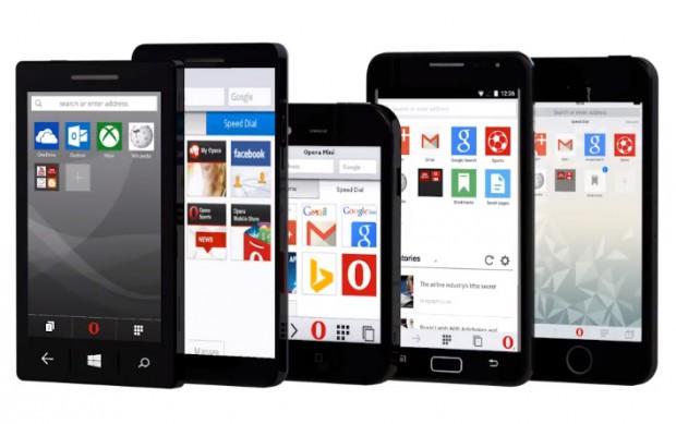 10 лет истории мобильного браузера Opera Mini