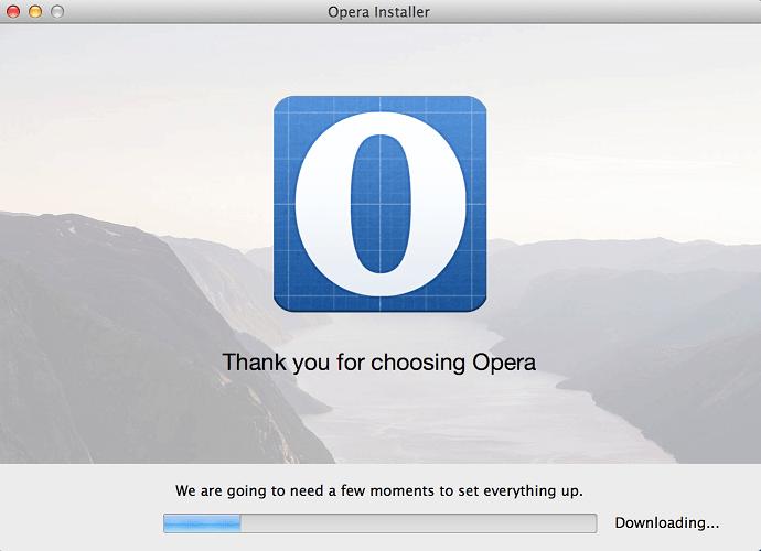 Mac 版ネットワークインストーラ