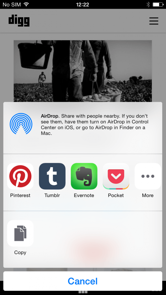Opera Coast アプリの連携