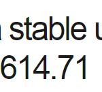Opera 25 stable 25