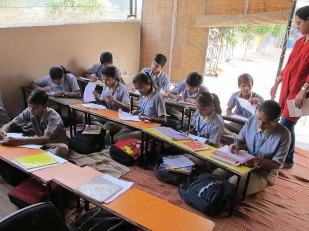 スマイル財団の学校