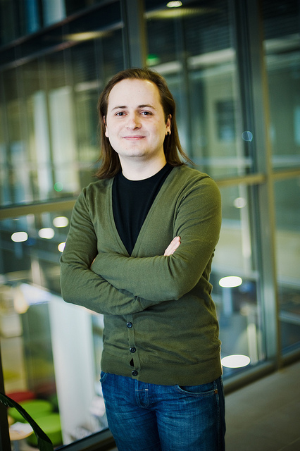 Веб-евангелист компании Opera Software Вадим Макеев