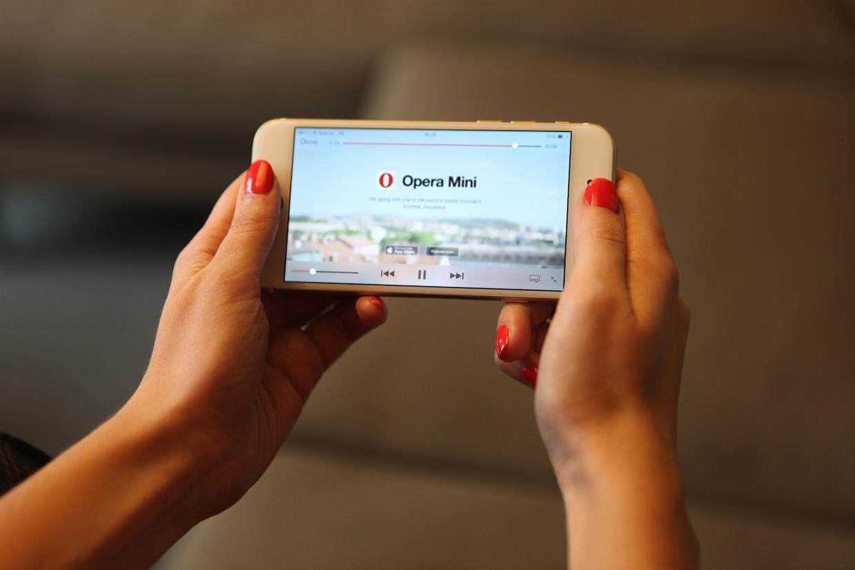 Opera Mini для iOS