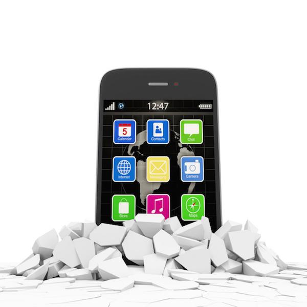 imagen: apps se cuelgan, dejan de funcionar