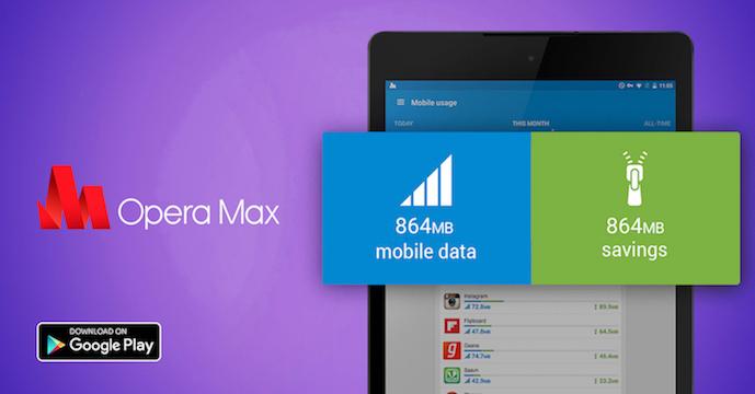 Die Datenverbrauch App für Handy und Tablet!