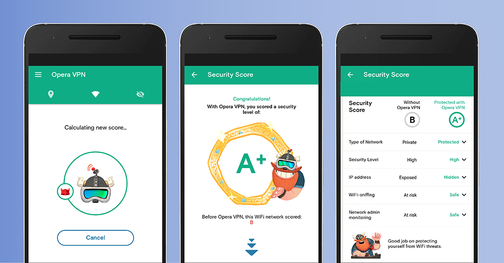 VPN für Android: WLAN-Testfunktion