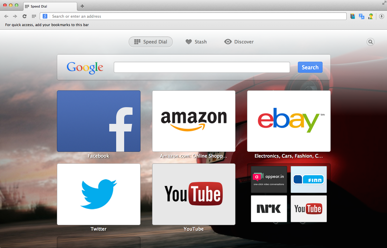 Personalize Opera: how to change browser themes - Blog | Opera News