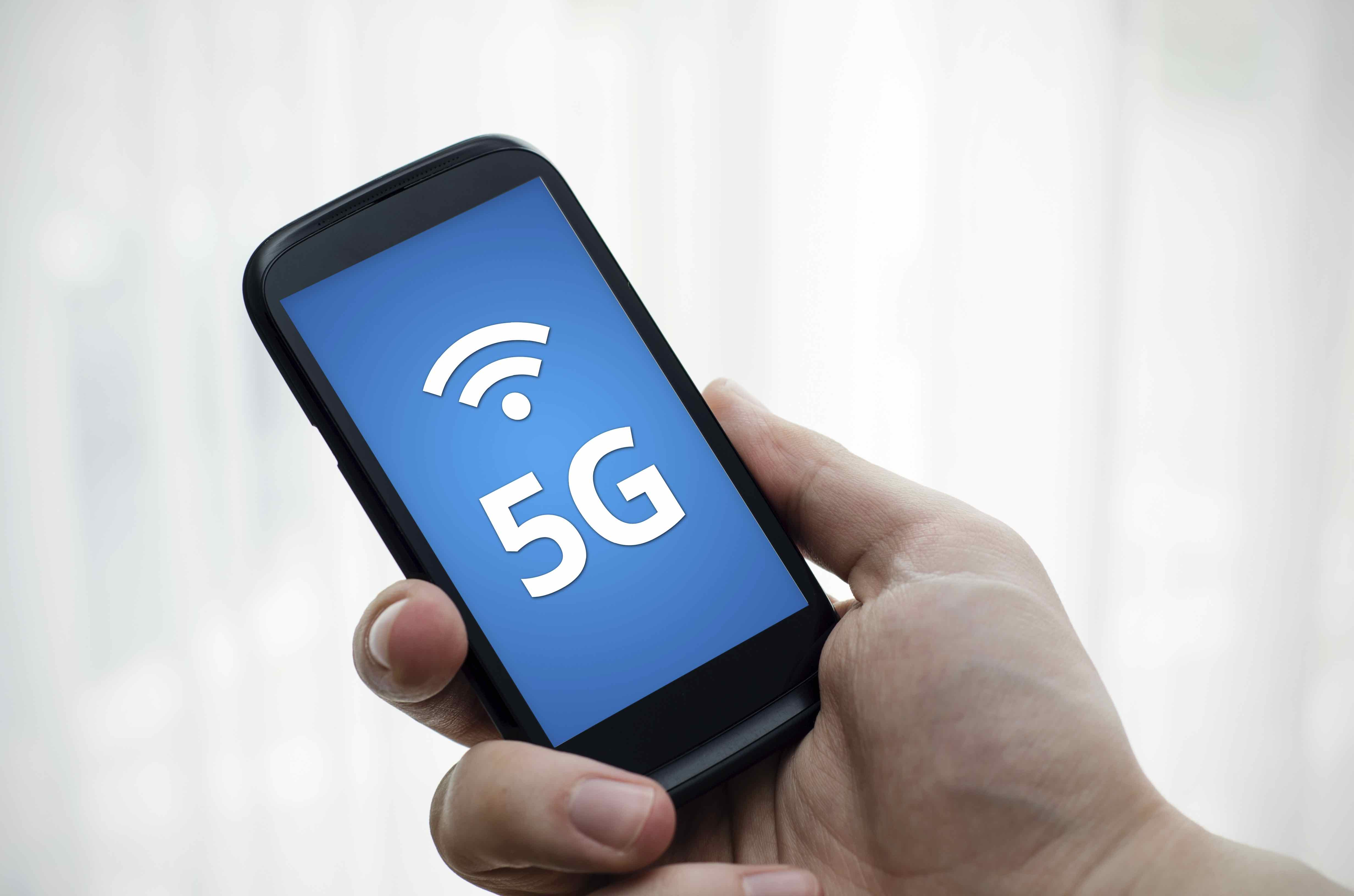 Mobile World Congress: 5G technology is 10-100 times faster than 4G.