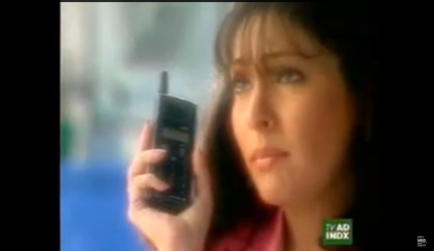 Smallest phone? Old mobile ads - Opera News