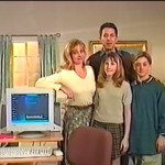 How did the kids talk about internet in the 90s?