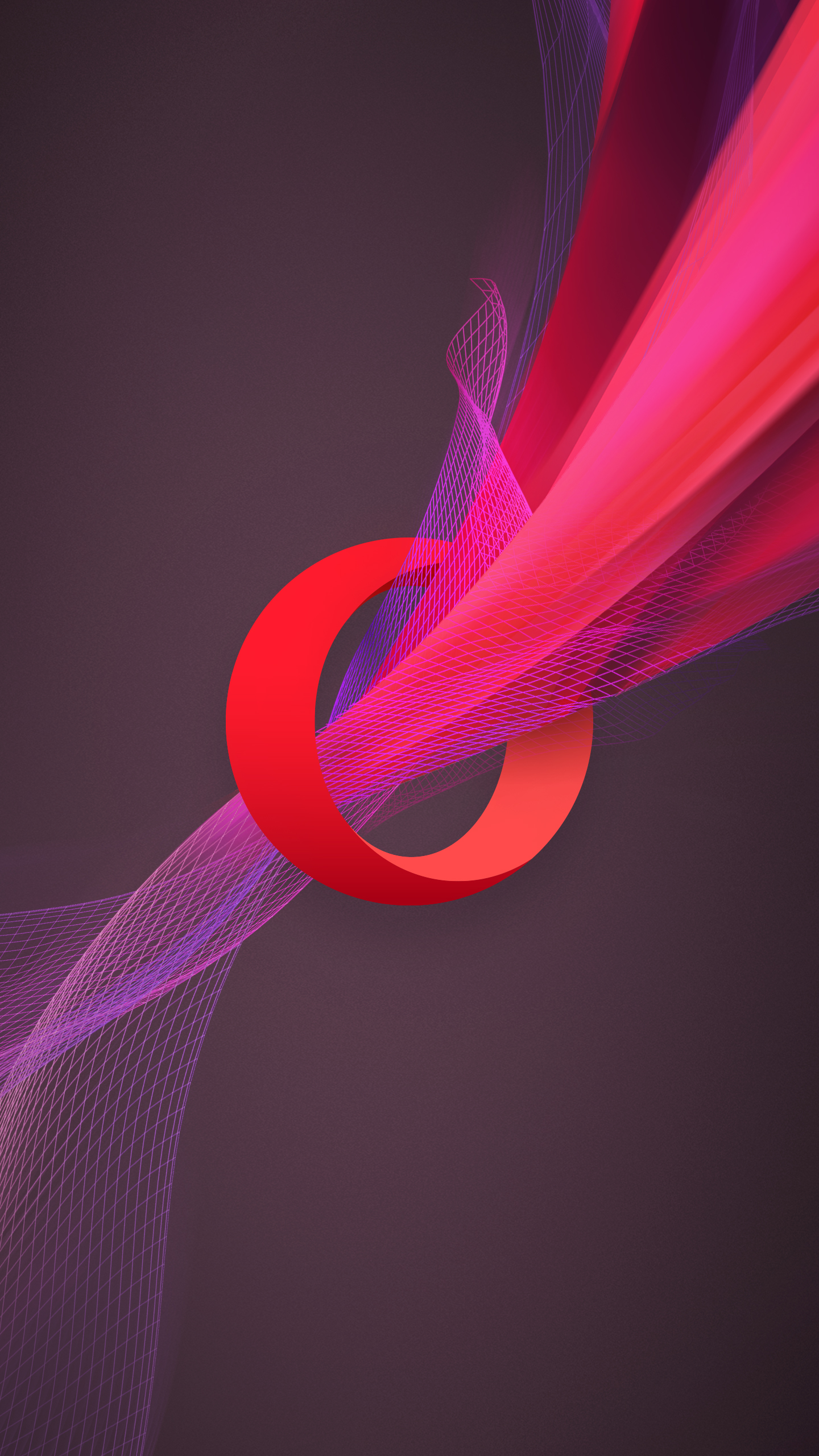 Opera New Logo Wallpaper Mobile 1440x2560 Opera News