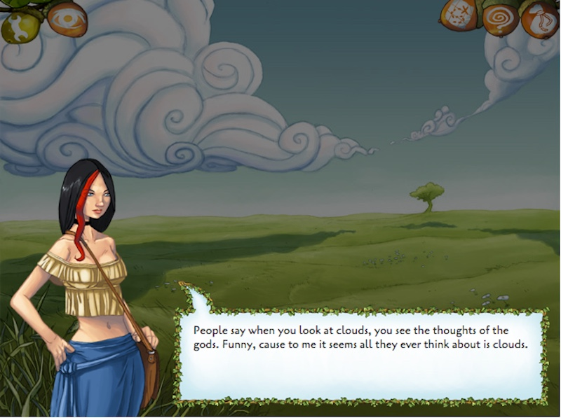 Play A Grain of Truth in the Opera browser