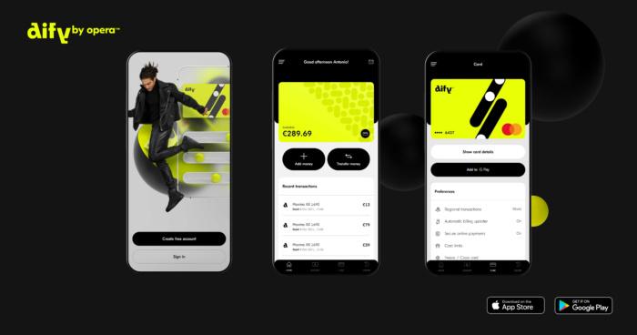 Dify Wallet App User Interface