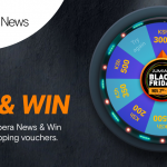 Shake it up and win prizes! - Newsfeed