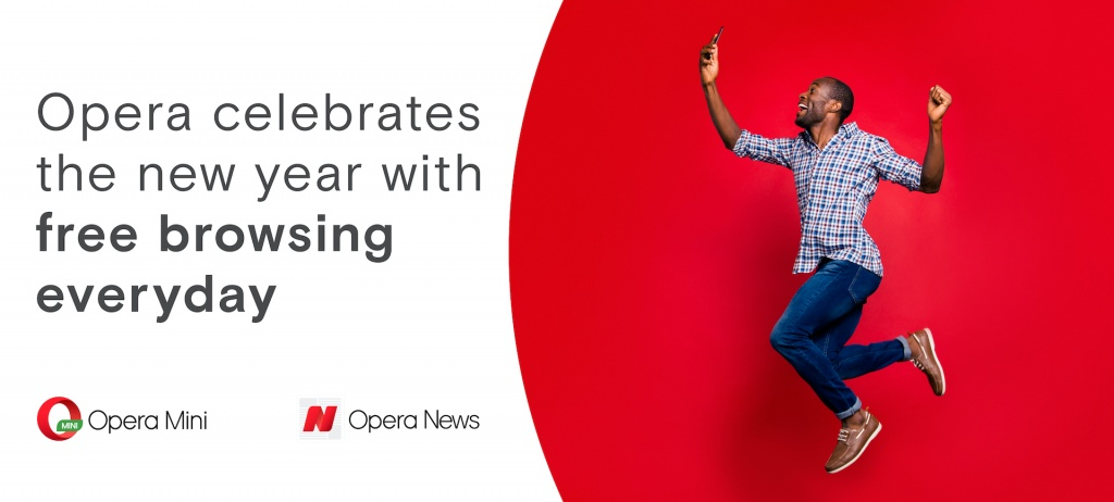 Opera partners with MTN & Airtel to offer free browsing to Nigerians