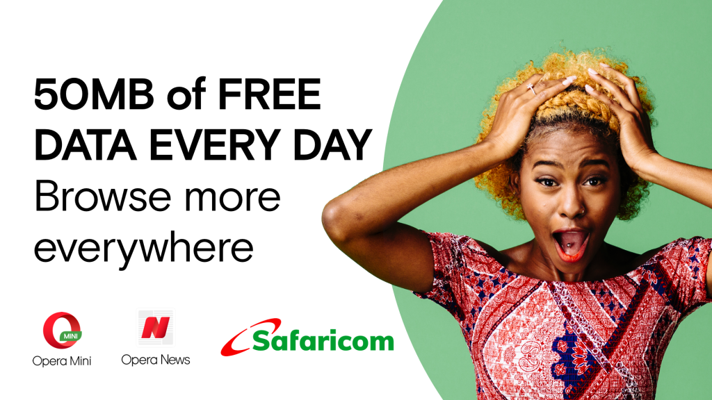 50MB of Free Data Every Day - Browse more everywhere