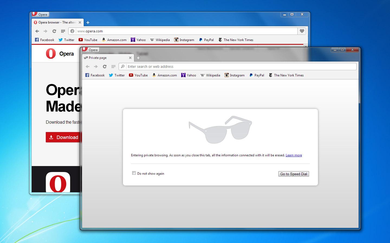 Opera Next advances to 24! - Blog   Opera Desktop