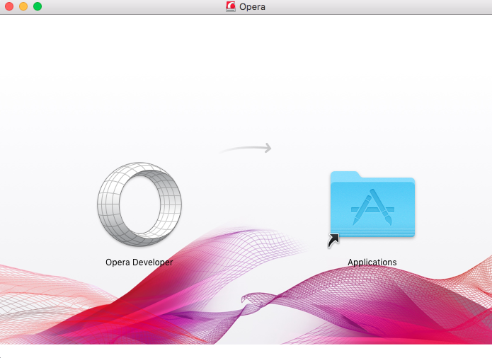 eveloper Installer - Mac