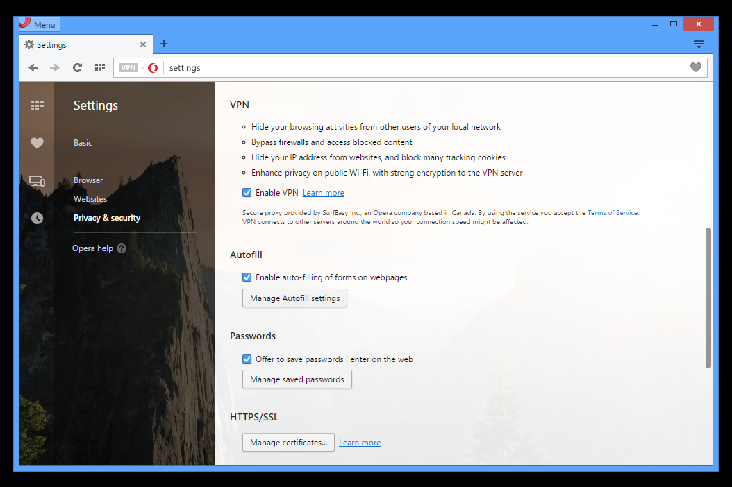 Aventail vpn connection setup wizard
