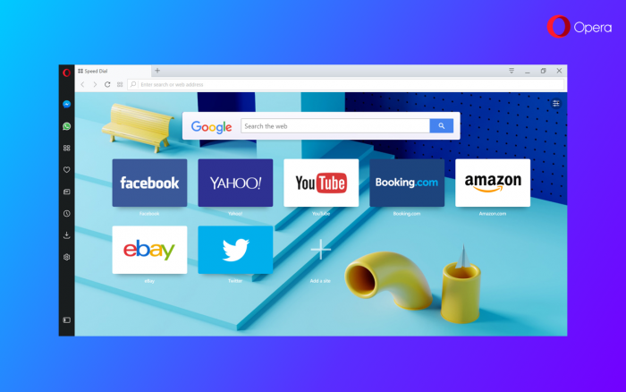 Opera 46 beta debuts with UI refresh - Blog | Opera Desktop