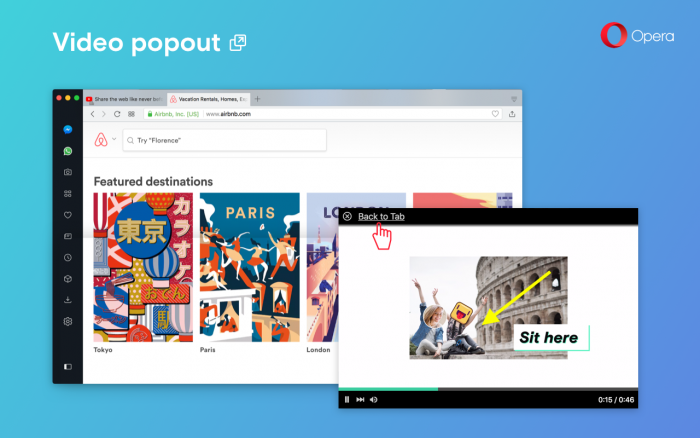 Opera 51 comes with improved browsing speed - Blog   Opera Desktop