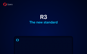 Thumbnail for 'R3: The New Standard of Browsing is coming'