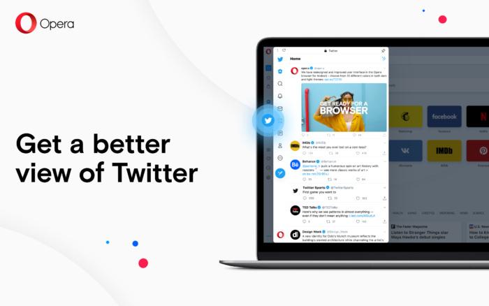Get a better view of Twitter