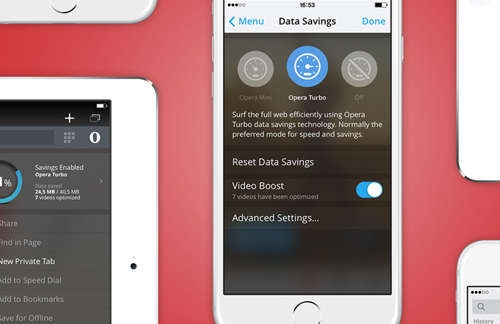A look at Opera apps that save you data - Opera Mobile