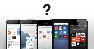 Thumbnail for 'Which mobile browser is best for your phone?'