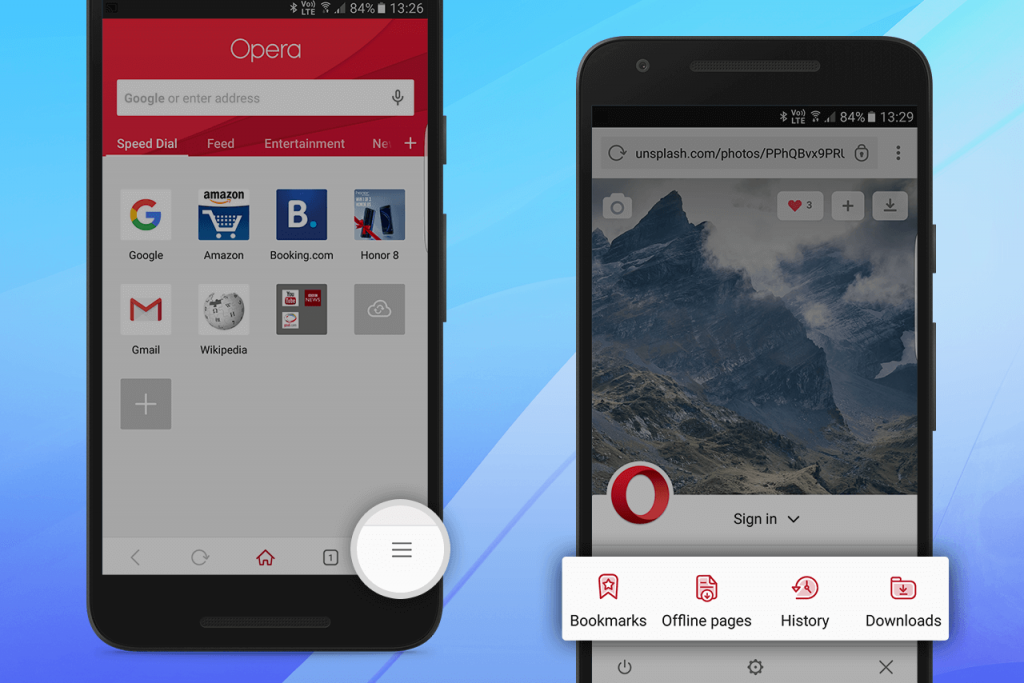 Updated 5 Q&As on Opera for Android - Blog | Opera Mobile