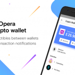 Opera Crypto Wallet update