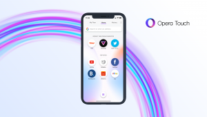 Thumbnail for 'Opera introduces Opera Touch and challenges Safari on iPhone'