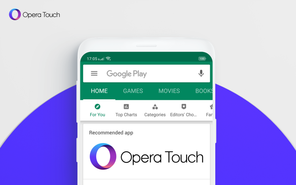 Five tips and tricks to take browsing with Opera Touch to