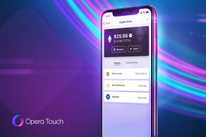 Thumbnail for 'Opera's Crypto Wallet will be coming to iOS soon – sign up now to test'