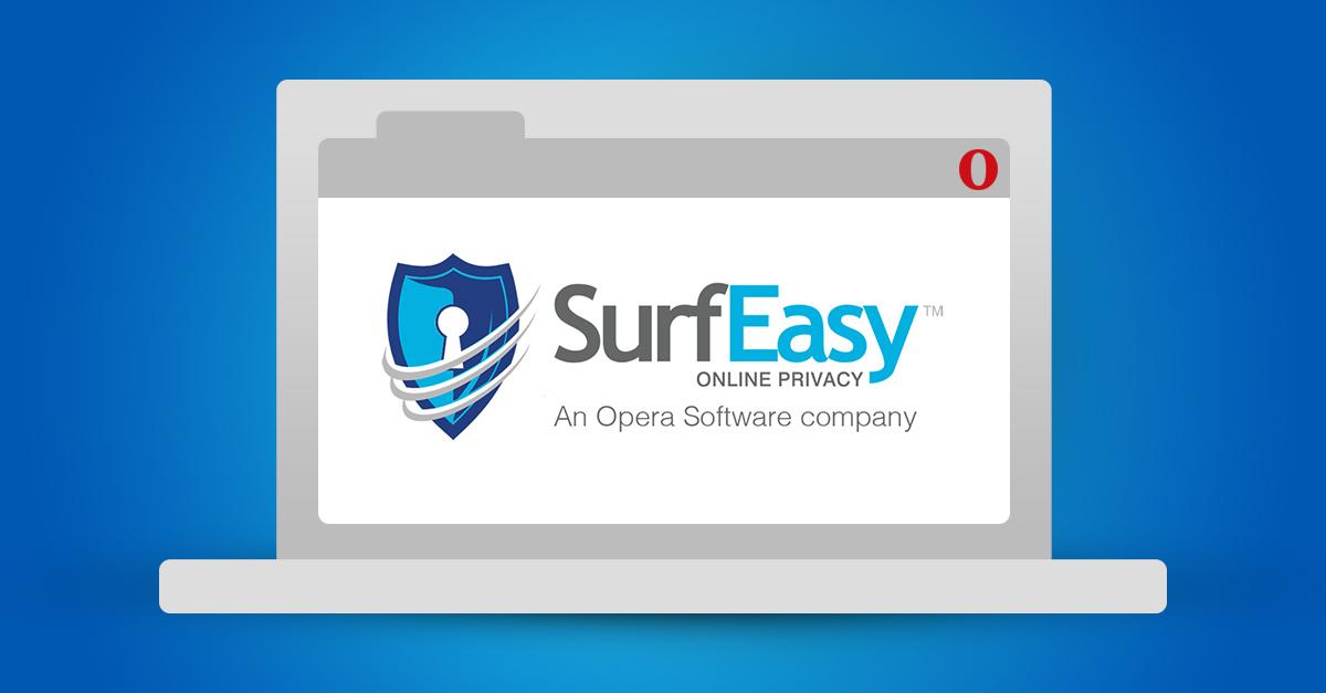 surfeasy pour opera mini