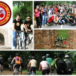 Cyclothon collage