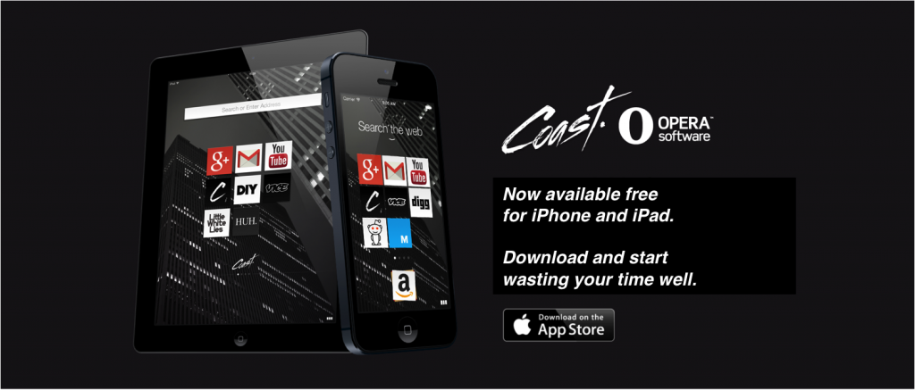 Download Opera Coast