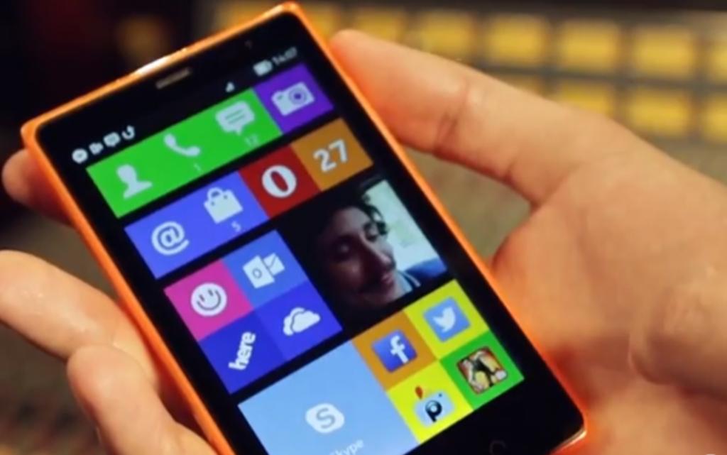 Nokia X Opera