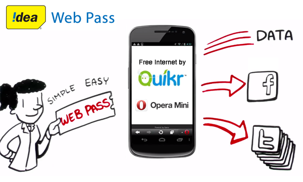 Opera Idea Quikr WebPass