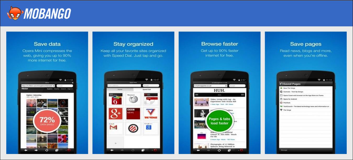 Download Opera Mini from Mobango - Opera India