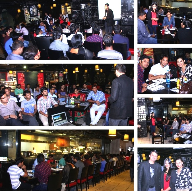 Opera India organised the first ever #OperaMeetup at Hyderabad.. and it was totally awesome!