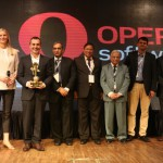Opera Coast won best app for consumers at Aegis Graham Bell Award - India's leading tech award